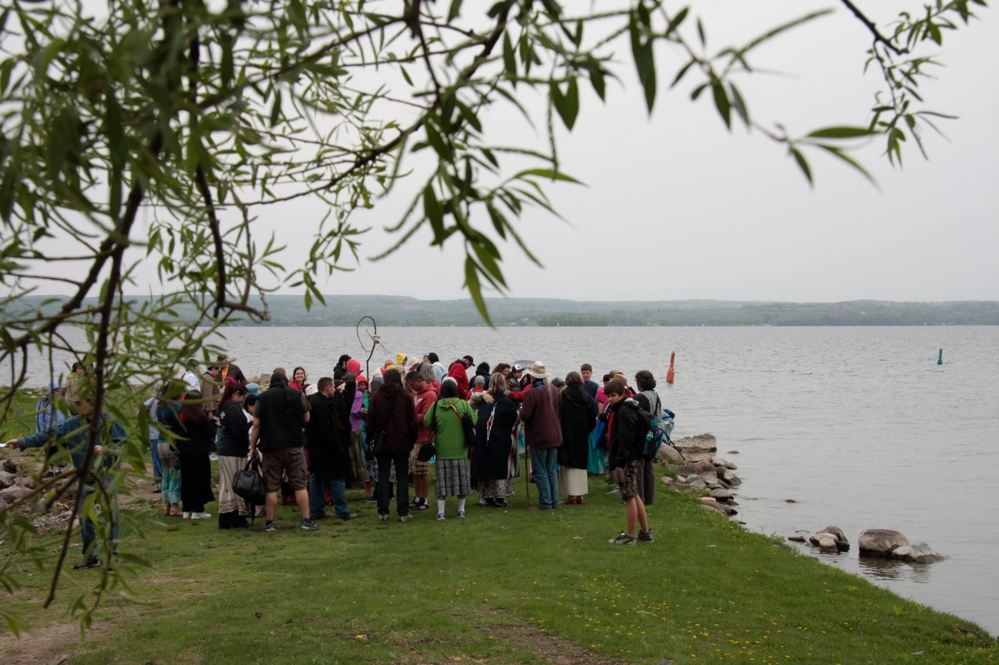 2014 Sacred Water Circle Gathering